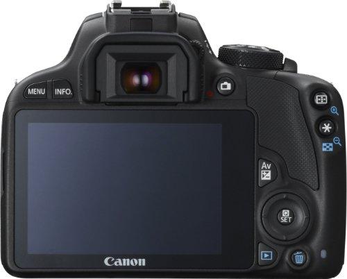 Canon EOS 100D SLR-Digitalkamera (18 Megapixel, 7,6 cm (3 Zoll) Touchscreen, Full HD, Live-View) nur Gehäuse - 2