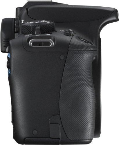 Canon EOS 100D SLR-Digitalkamera (18 Megapixel, 7,6 cm (3 Zoll) Touchscreen, Full HD, Live-View) nur Gehäuse - 4