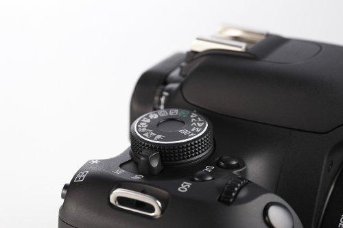 Canon EOS 600D SLR-Digitalkamera (18 Megapixel, 7,6 cm (3 Zoll) schwenkbares Display, Full HD) Gehäuse - 2