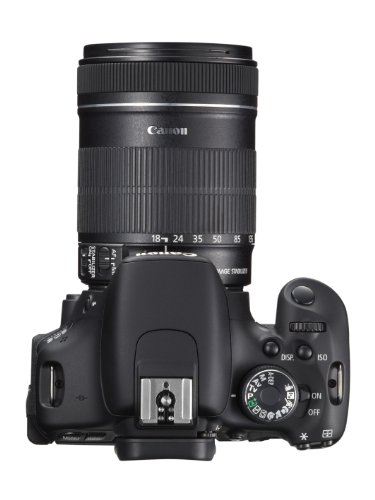 Canon EOS 600D SLR-Digitalkamera (18 Megapixel, 7,6 cm (3 Zoll) schwenkbares Display, Full HD) Kit inkl. EF-S 18-135mm 1:3,5-5,6 IS - 3