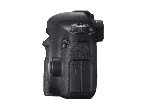 Canon EOS 6D Vollformat Digital-SLR Kamera mit WLAN und GPS (20,2 Megapixel, 7,6 cm (3 Zoll) Display, DIGIC 5+) nur Gehäuse - 1