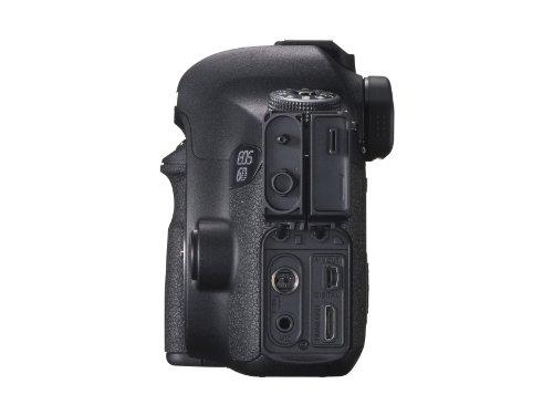 Canon EOS 6D Vollformat Digital-SLR Kamera mit WLAN und GPS (20,2 Megapixel, 7,6 cm (3 Zoll) Display, DIGIC 5+) nur Gehäuse - 2