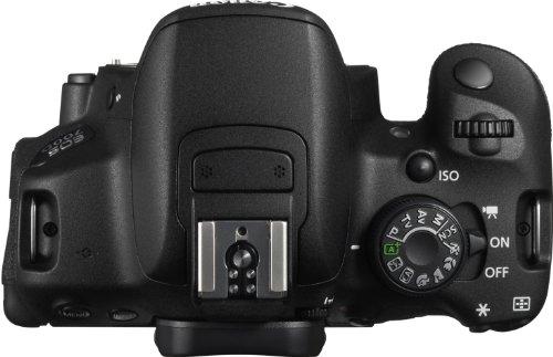 Canon EOS 700D SLR-Digitalkamera (18 Megapixel, 7,6 cm (3 Zoll) Touchscreen, Full HD, Live-View) nur Gehäuse - 3