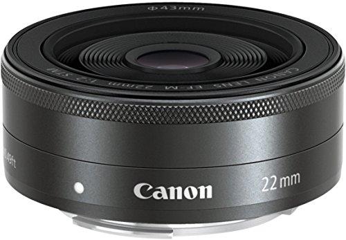 Canon EOS M kompakte Systemkamera (18 Megapixel, 7,6 cm (3 Zoll) Display, Full HD, Touch-Display) Kit inkl. EF-M 22mm 1:2 STM Pancake-Objektiv, Speedlite 90EX und Mount Adapter EF-EOS M schwarz - 9
