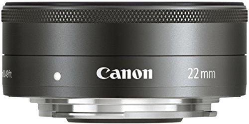 Canon EOS M kompakte Systemkamera (18 Megapixel, 7,6 cm (3 Zoll) Display, Full HD, Touch-Display) Kit inkl. EF-M 22mm 1:2 STM Pancake-Objektiv, Speedlite 90EX und Mount Adapter EF-EOS M weiß - 6