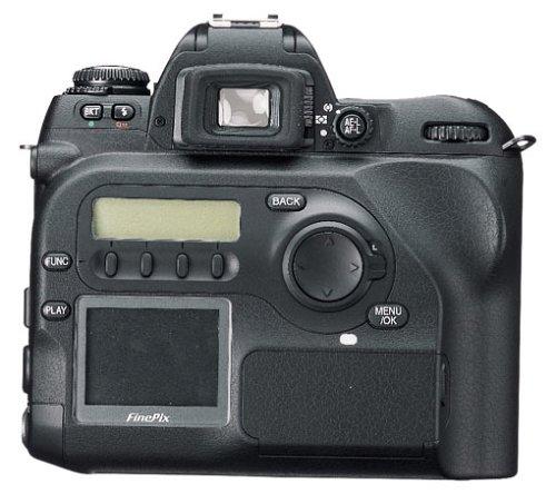 Fuji FinePix S2 Pro Digitalkamera (6,17 Megapixel) (nur Gehäuse) - 3