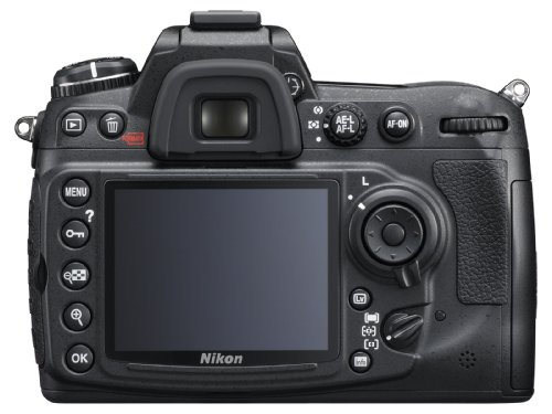 Nikon D300S SLR-Digitalkamera (12 Megapixel, Live View) Gehäuse - 1