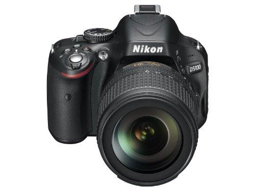 Nikon D5100 SLR-Digitalkamera (16 Megapixel, 7.5 cm (3 Zoll) schwenk- und drehbarer Monitor, Live-View, Full-HD-Videofunktion) Kit inkl. AF-S DX 18-105 mm VR (bildstb.) - 5