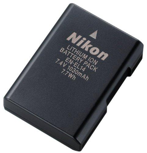 Nikon D5200 SLR-Digitalkamera (24,1 Megapixel, 7,6 cm (3 Zoll) TFT-Display, Full HD, HDMI) nur Gehäuse rot - 4