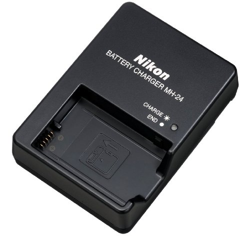 Nikon D5200 SLR-Digitalkamera (24,1 Megapixel, 7,6 cm (3 Zoll) TFT-Display, Full HD, HDMI) nur Gehäuse schwarz - 7