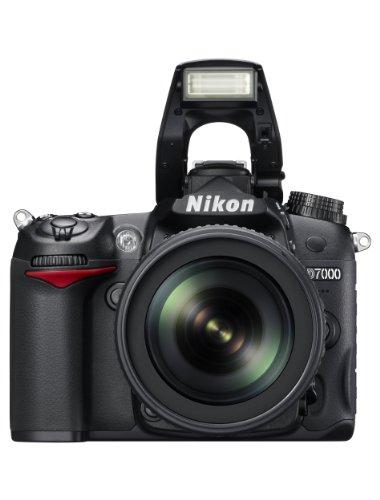 Nikon D7000 SLR-Digitalkamera (16 Megapixel, 39 AF-Punkte, LiveView, Full-HD-Video) Kit inkl. AF-S DX 18-105 VR - 6