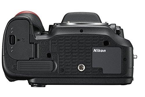 Nikon D7200 SLR-Digitalkamera (24 Megapixel, 8 cm (3,2 Zoll) LCD-Display, Wi-Fi, NFC, Full-HD-Video) nur Kameragehäuse schwarz - 3