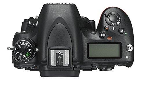 Nikon D750 SLR-Digitalkamera (24,3 Megapixel, 8,1 cm (3,2 Zoll) Display, HDMI, USB 2.0) Kit inkl. AF-S Nikkor 24-120 mm 1:4G ED VR Objektiv schwarz - 11
