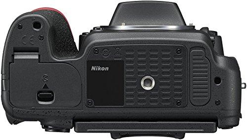 Nikon D750 SLR-Digitalkamera (24,3 Megapixel, 8,1 cm (3,2 Zoll) Display, HDMI, USB 2.0) Kit inkl. AF-S Nikkor 24-120 mm 1:4G ED VR Objektiv schwarz - 7