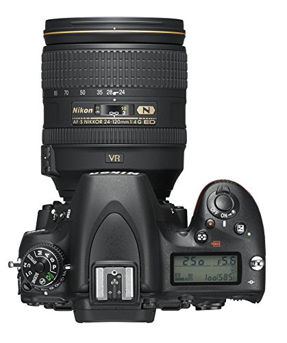 Nikon D750 SLR-Digitalkamera (24,3 Megapixel, 8,1 cm (3,2 Zoll) Display, HDMI, USB 2.0) nur Gehäuse schwarz - 13