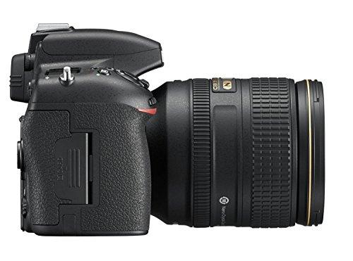 Nikon D750 SLR-Digitalkamera (24,3 Megapixel, 8,1 cm (3,2 Zoll) Display, HDMI, USB 2.0) nur Gehäuse schwarz - 15
