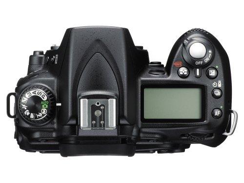 Nikon D90 SLR-Digitalkamera (12 Megapixel, Live-View, HD-Videofunktion) Gehäuse - 3