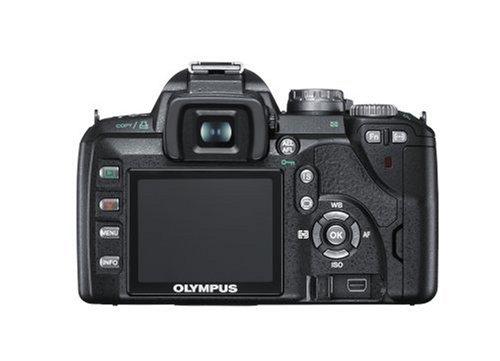 Olympus E-510 SLR-Digitalkamera (10 Megapixel, LifeView, Bildstabilisator) Double Zoom Kit inkl. EZ1442 und EZ4015-2 - 2