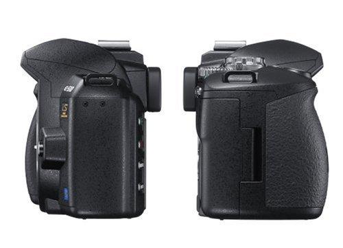Olympus E-510 SLR-Digitalkamera (10 Megapixel, LifeView, Bildstabilisator) Double Zoom Kit inkl. EZ1442 und EZ4015-2 - 3