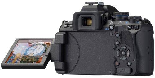 Olympus E-620 SLR-Digitalkamera (12,3 Megapixel, Bildstabilisator, Live View, Art Filter) Gehäuse - 2