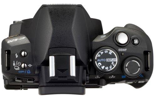 Olympus E-620 SLR-Digitalkamera (12,3 Megapixel, Bildstabilisator, Live View, Art Filter) Gehäuse - 5