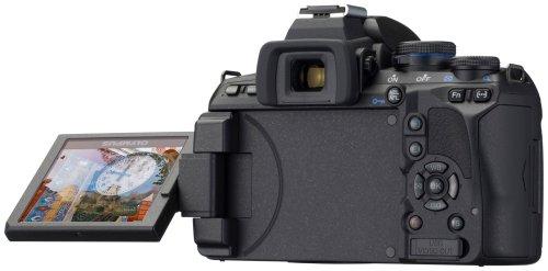 Olympus E-620 SLR-Digitalkamera (12,3 Megapixel, Bildstabilisator, Live View, Art Filter) Kit inkl. 14-42mm & 40-150mm Objektive - 4