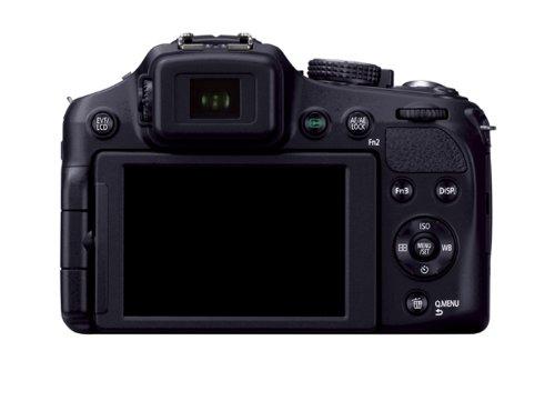 Panasonic digital cameras Lumix black DMC-FZ200-K - 2