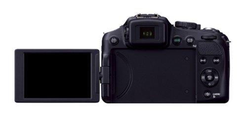 Panasonic digital cameras Lumix black DMC-FZ200-K - 4