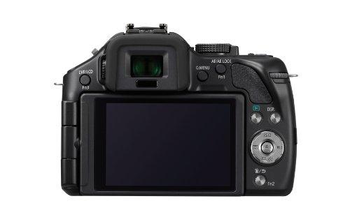 Panasonic Lumix DMC-G5EG-K Systemkamera Gehäuse (16 Megapixel, 7,6 cm (3 Zoll) Touchscreen, Full-HD Video, bildstabilisiert) schwarz - 2