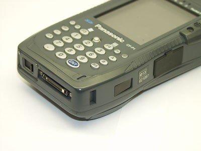 Panasonic Pocket-PC CF-P1 3.5' (8.9cm) TFT Touchscreen/ B - 3