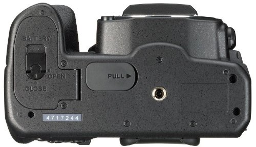 Pentax K-3 SLR-Digitalkamera (24 Megapixel, 8,1 cm (3,2 Zoll) LCD-Display, Live View, Full HD) nur Gehäuse schwarz - 5