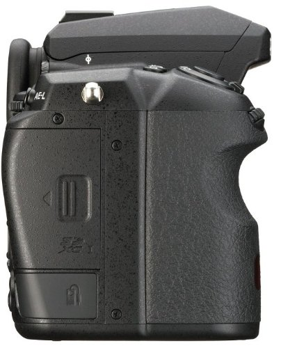Pentax K-3 SLR-Digitalkamera (24 Megapixel, 8,1 cm (3,2 Zoll) LCD-Display, Live View, Full HD) nur Gehäuse schwarz - 7