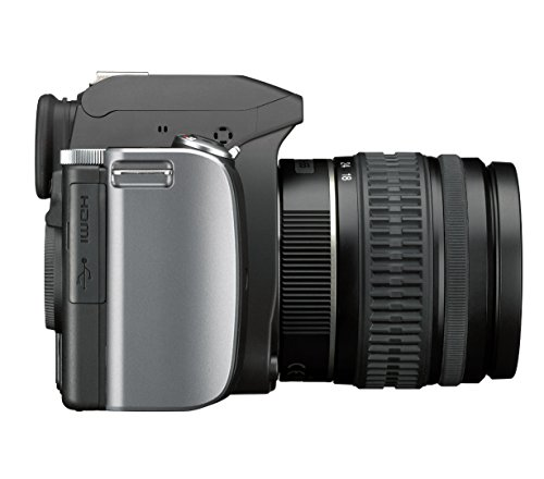 Pentax K-S1 SLR-Digitalkamera (20 Megapixel, 7,6 cm (3 Zoll) TFT Farb-LCD-Display, ultrakompaktes Gehäuse, Anti-Moiré-Funktion, Empfindlichkeit bis zu ISO 51200, Full-HD-Video, Wi-Fi, HDMI) inkl Double Zoom Kit DAL18-55 mm und DAL 50-200 mm Objektiv schwarz - 3