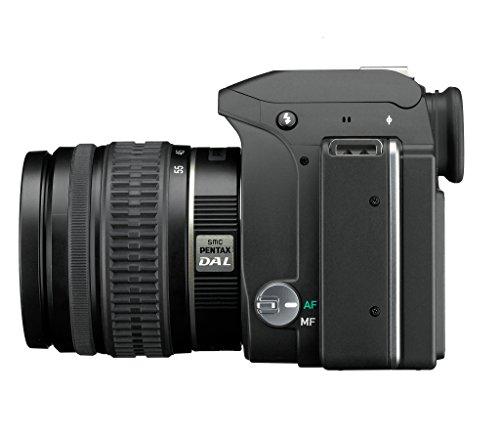 Pentax K-S1 SLR-Digitalkamera (20 Megapixel, 7,6 cm (3 Zoll) TFT Farb-LCD-Display, ultrakompaktes Gehäuse, Anti-Moiré-Funktion, Empfindlichkeit bis zu ISO 51200, Full-HD-Video, Wi-Fi, HDMI) Kit inkl. DAL 18-55 mm Objektiv schwarz - 2