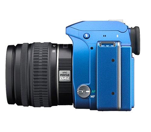 Pentax K-S1 SLR-Digitalkamera (20 Megapixel, 7,6 cm (3 Zoll) TFT Farb-LCD-Display, ultrakompaktes Gehäuse, Anti-Moiré-Funktion, Empfindlichkeit bis zu ISO 51200, Full-HD-Video, Wi-Fi, HDMI) Kit inkl. DAL 18-55 mm Objektiv blau - 6