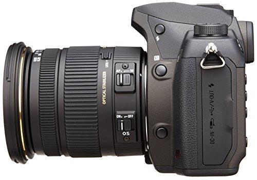 Sigma SD1 Merrill SLR-Digitalkamera (46 Megapixel, 7,6 cm (3 Zoll) Display, CF-Kartenslot) Kit inkl. 17-50 mm F2,8 EX DC OS Objektiv für Sigma Objektivbajonett - 3