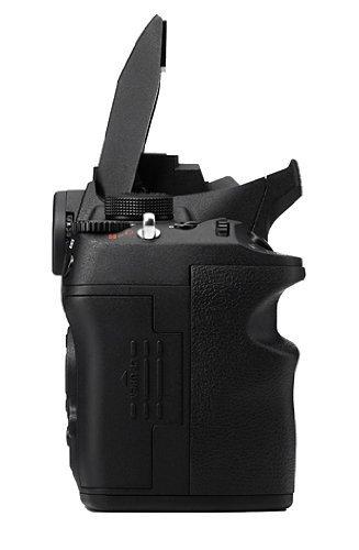 Sigma SD1 Merrill SLR-Digitalkamera (46 Megapixel, 7,6 cm (3 Zoll) Display, CF-Kartenslot) schwarz - 2