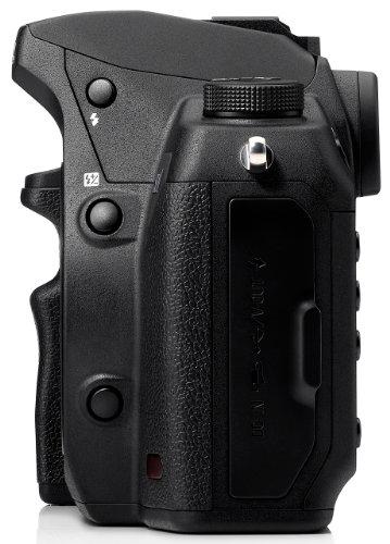 Sigma SD1 Merrill SLR-Digitalkamera (46 Megapixel, 7,6 cm (3 Zoll) Display, CF-Speicherkartenslot) Kit inkl. 18-200/3,5-6,3 II DC OS HSM Objektiv für Sigma Objektivbajonett schwarz - 4