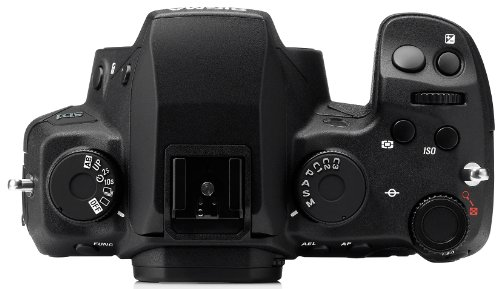 Sigma SD1 Merrill SLR-Digitalkamera (46 Megapixel, 7,6 cm (3 Zoll) Display, CF-Speicherkartenslot) Kit inkl. 18-200/3,5-6,3 II DC OS HSM Objektiv für Sigma Objektivbajonett schwarz - 5