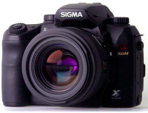 Sigma SD14 SLR-Digitalkamera (14 Megapixel) nur Gehäuse - 3