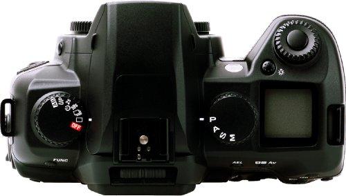 Sigma SD15 SLR-Digitalkamera (14 Megapixel, 7,6 cm Display, SD Kartenslots) schwarz - 3