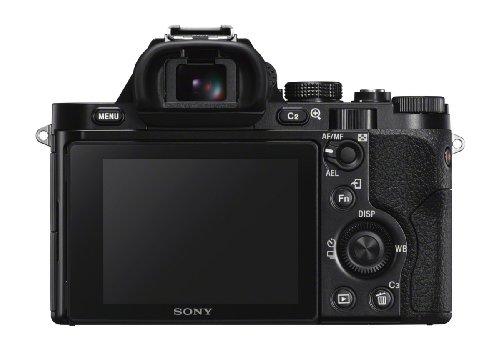 Sony Alpha 7KB Systemkamera (24,3 Megapixel, 7,6 cm (3 Zoll) Display, BIONZ X, 2,3 Megapixel OLED Sucher, NFC) inkl. SEL 28-70mm schwarz - 12