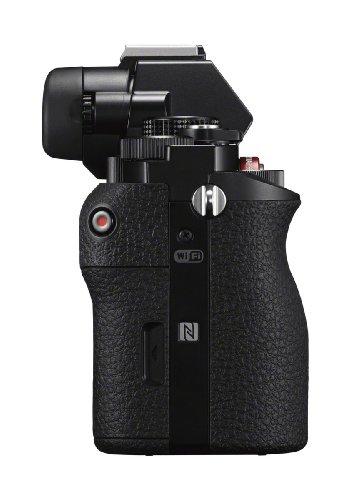 Sony Alpha 7KB Systemkamera (24,3 Megapixel, 7,6 cm (3 Zoll) Display, BIONZ X, 2,3 Megapixel OLED Sucher, NFC) inkl. SEL 28-70mm schwarz - 13