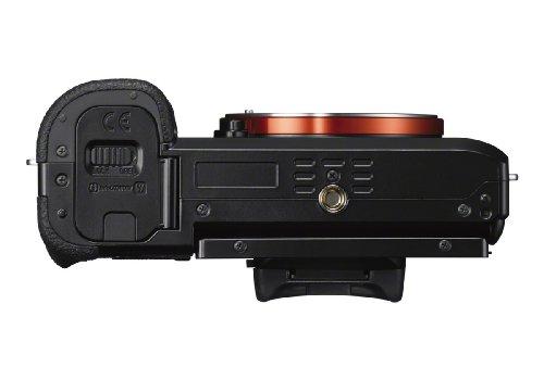 Sony Alpha 7KB Systemkamera (24,3 Megapixel, 7,6 cm (3 Zoll) Display, BIONZ X, 2,3 Megapixel OLED Sucher, NFC) inkl. SEL 28-70mm schwarz - 16