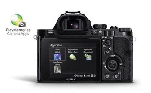 Sony Alpha 7KB Systemkamera (24,3 Megapixel, 7,6 cm (3 Zoll) Display, BIONZ X, 2,3 Megapixel OLED Sucher, NFC) inkl. SEL 28-70mm schwarz - 26