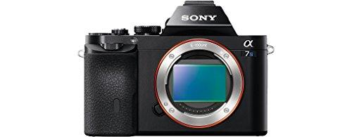 Sony Alpha 7s Digitalkamera (12,2 Megapixel, 7,6 cm (3 Zoll) LCD Display, Full HD, Unkomprimierter Output via HDMI (4K/Full HD), Silent Shooting Modus, staub- und spritzwassergeschützt) - 1