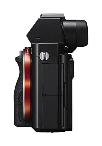 Sony Alpha 7s Digitalkamera (12,2 Megapixel, 7,6 cm (3 Zoll) LCD Display, Full HD, Unkomprimierter Output via HDMI (4K/Full HD), Silent Shooting Modus, staub- und spritzwassergeschützt) - 5