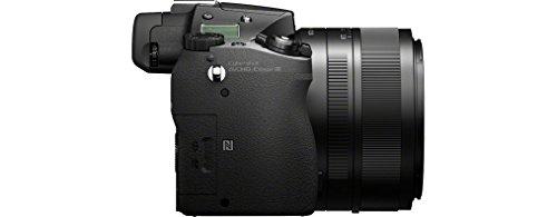 Sony DSC-RX10 Digitalkamera (20,2 Megapixel, 7,6 cm (3 Zoll) Display, BIONZ X, 1,4 Megapixel OLED Sucher, NFC) schwarz - 2