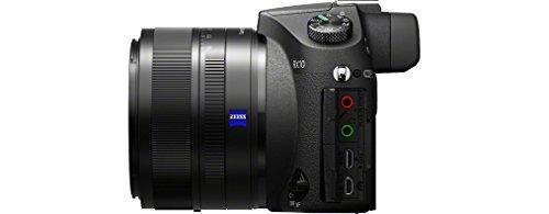 Sony DSC-RX10 Digitalkamera (20,2 Megapixel, 7,6 cm (3 Zoll) Display, BIONZ X, 1,4 Megapixel OLED Sucher, NFC) schwarz - 3