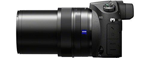 Sony DSC-RX10 Digitalkamera (20,2 Megapixel, 7,6 cm (3 Zoll) Display, BIONZ X, 1,4 Megapixel OLED Sucher, NFC) schwarz - 4